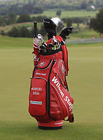 Marcel Siem (GER) bag on the 3rd green during Round 4 of Made in Denmark at Himmerland Golf &amp; Spa Resort, Farso, Denmark. 27/08/2017<br /> Picture: Golffile | Thos Caffrey<br /> <br /> All photo usage must carry mandatory copyright credit     (&copy; Golffile | Thos Caffrey)