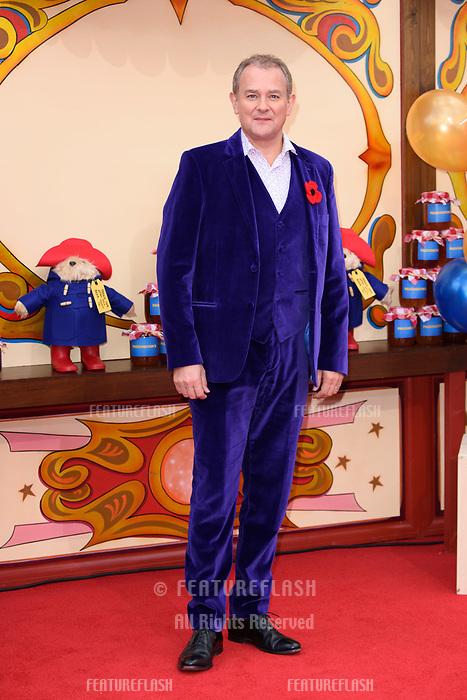 Hugh Bonneville at the &quot;Paddington 2&quot; premiere at the NFT South Bank, London, UK. <br /> 05 November  2017<br /> Picture: Steve Vas/Featureflash/SilverHub 0208 004 5359 sales@silverhubmedia.com