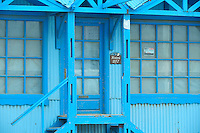 Ushuaia Street Scenes - The Blue House