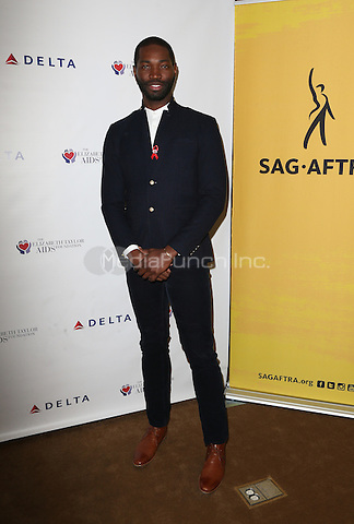 Los Angeles, CA - NOVEMBER 30: Tarell Alvin McCraney, At SAG-AFTRA and The Elizabeth Taylor AIDS Foundation Panel At SAG-AFTRA, California on November 30, 2016. Credit: Faye Sadou/MediaPunch