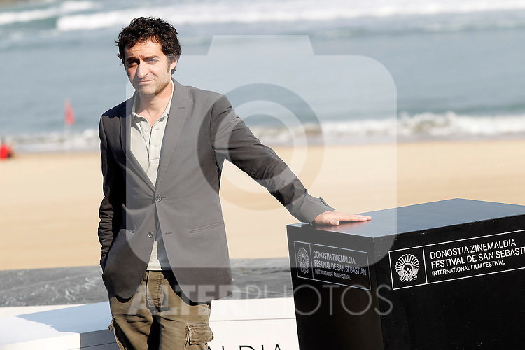 French film director Mathieu Demy during the 59th San Sebastian Donostia International Film Festival - Zinemaldia.September 23,2011.(ALTERPHOTOS/ALFAQUI/Acero)