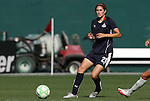 18 July 2009: Washington's Alex Singer. The Washington Freedom defeated Saint Louis Athletica 1-0 at the RFK Stadium in Washington, DC in a regular season Women's Professional Soccer game.