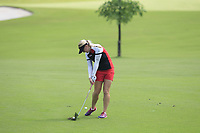 Charley Hull (ENG) in action on the 9th during Round 4 of the HSBC Womens Champions 2018 at Sentosa Golf Club on the Sunday 4th March 2018.<br /> Picture:  Thos Caffrey / www.golffile.ie<br /> <br /> All photo usage must carry mandatory copyright credit (&copy; Golffile | Thos Caffrey)