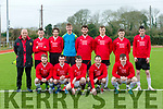 Denny Division 2 Clanmaurice v Ballybunion at Mounthawk Park on Sunday