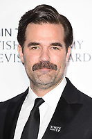 Rob Delaney in the winners room for the BAFTA TV Awards 2018 at the Royal Festival Hall, London, UK. <br /> 13 May  2018<br /> Picture: Steve Vas/Featureflash/SilverHub 0208 004 5359 sales@silverhubmedia.com