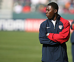 29 January 2006: Freddy Adu, of the U.S. The United States Men's National Team defeated their counterparts from Norway 5-0 at the Home Depot Center in Carson, California in a men's international friendly soccer game.