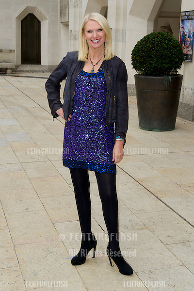 Anneka Rice arriving for the 2012 UK Theatre Awards, The Guildhall London. 28/10/2012. Picture by: Simon Burchell / Featureflash