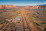 Above Sedona Airport, Looking North, Arizona
