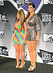 Deena & Jwoww of the jersey shore attends The 2011 MTV Video Music Awards held at Nokia Live in Los Angeles, California on August 28,2011                                                                               © 2011 DVS / Hollywood Press Agency