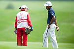 Fadhli Rahman Soetarso of Indonesia in action during the 9th Faldo Series Asia Grand Final 2014 golf tournament on March 19, 2015 at Faldo course in Mid Valley clubhouse in Shenzhen, China. Photo by Xaume Olleros / Power Sport Images