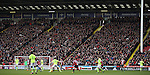 Crowd on the Kop watch the match during the English League One match at Bramall Lane Stadium, Sheffield. Picture date: December 31st, 2016. Pic Simon Bellis/Sportimage