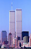 World Trade Center Twin Towers, 1999