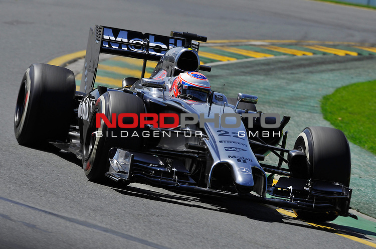 Jenson Button (GBR),  McLaren F1 Team <br />  Foto &copy; nph / Mathis