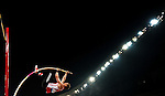 SHANGHAI, CHINA - MAY 19:  Hendrik Gruber of Germany competes in the Men Pole Vault during the Samsung Diamond League on May 19, 2012 at the Shanghai Stadium in Shanghai, China.  Photo by Victor Fraile / The Power of Sport Images