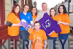 RELAY FOR LIFE: Launching the Relay For Life in association with the Irish Cancer Society to held on Saturday 29th and Sunday 30th of June at 2pm at the KDYS Centre, Tralee front Robert Tuohy. Back l-r: Una Hughes, Eileen Curran, Nora Bulter, Alan Hanafin, Sharon Williams and Ciara O'Connor.