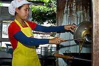 Restaurant, City Streets, Market in Bangkok Thailand