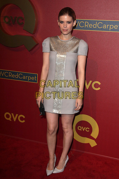 BEVERLY HILLS, CA - February 28: Kate Mara at QVC 5th Annual Red Carpet Style Event, Four Seasons, Beverly Hills,  February 28, 2014.  <br /> CAP/MPI/JO<br /> &copy;Janice Ogata/MediaPunch/Capital Pictures