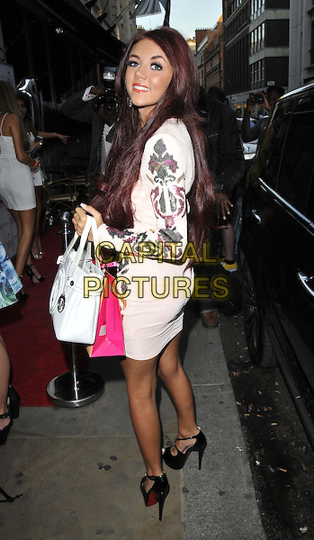 LONDON, ENGLAND - JULY 24: Lydia Lucy attends the JuiceToU 1st anniversary &amp; re-branding party, Sanctum Soho Hotel, Warwick St., on Thursday July 24, 2014 in London, England, UK. <br /> CAP/CAN<br /> &copy;Can Nguyen/Capital Pictures