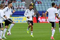 FUSSBALL FIFA Confed Cup 2017 Vorrunde in Sotchi 19.06.2017  Australien - Deutschland  Kerem DEMIRBAY (Deutschland) beim Aufwaermen