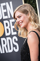 Samara Weaving arrives at the 75th Annual Golden Globe Awards at the Beverly Hilton in Beverly Hills, CA on Sunday, January 7, 2018.<br /> *Editorial Use Only*<br /> CAP/PLF/HFPA<br /> &copy;HFPA/Capital Pictures
