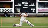 Scottish National Cricket League, Premier Div - Forfarshire V Grange at Forthill, Dundee - Ollie Hairs hits out on his way to 50 (off 31 balls). His destructive batting helped Grange chase down the Forfs paltry 90 (revised) total in 11.2 overs to lift the Premier League title - Picture by Donald MacLeod - mobile 07702 319 738 - clanmacleod@btinternet.com - words if required from William Dick 077707 839 23