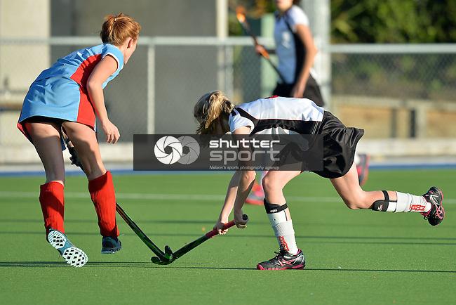 NELSON, NEW ZEALAND - JUNE 6: Tasman Club Hockey at Saxton Field, 6 June 2015, Nelson, New Zealand Photos: Barry Whitnall/shuttersport