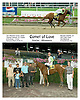 Comet of Love winning at Delaware Park on 9/29/10