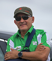 Race director Jorge Sandoval after stage five of the NZ Cycle Classic UCI Oceania Tour (Masterton Circuit) in Wairarapa, New Zealand on Sunday, 19 January 2020. Photo: Dave Lintott / lintottphoto.co.nz