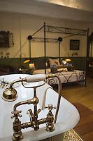 Europe/France/Aquitaine/24/Dordogne/Lamonzie-Montastruc: Maison d'Hôte: Le Moulin de Peychenval- une chambre