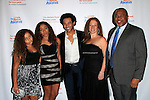 LOS ANGELES - DEC 3: Jag Reivers, Phoenix Reivers, Corbin Bleu, Martha Callari, David Reivers at The Actors Fund's Looking Ahead Awards at the Taglyan Complex on December 3, 2015 in Los Angeles, California