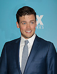 Jack Cutmore-Scott - The Guide To Surviving Life - FOX 2015 Programming Presentation on May 11, 2015 at Wolman Rink, Central Park, New York City, New York.  (Photos by Sue Coflin/Max Photos)