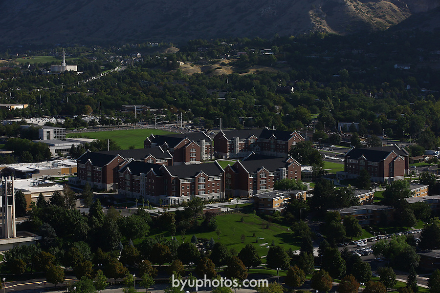 1309-22 2906<br /> <br /> 1309-22 BYU Campus Aerials<br /> <br /> Brigham Young University Campus, Provo, <br /> <br /> Heritage Halls HR, Central Building HRCN, Student Housing<br /> <br /> September 7, 2013<br /> <br /> Photo by Jaren Wilkey/BYU<br /> <br /> © BYU PHOTO 2013<br /> All Rights Reserved<br /> photo@byu.edu  (801)422-7322
