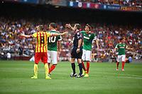 League BBVA 2014/2015 -Game: 3.<br /> FC Barcelona vs Athletic Club: