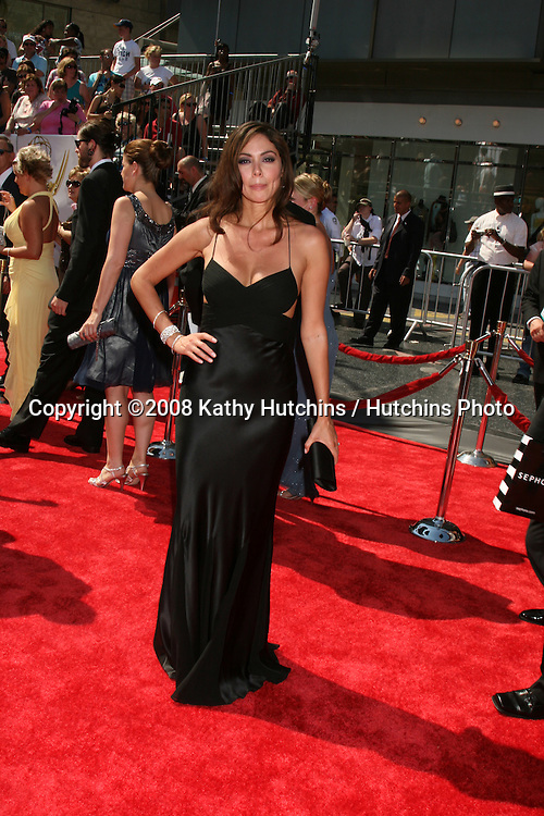 Melissa Claire Egan  arriving at the Daytime Emmys 2008 at the Kodak Theater in Hollywood, CA on.June 20, 2008.©2008 Kathy Hutchins / Hutchins Photo .