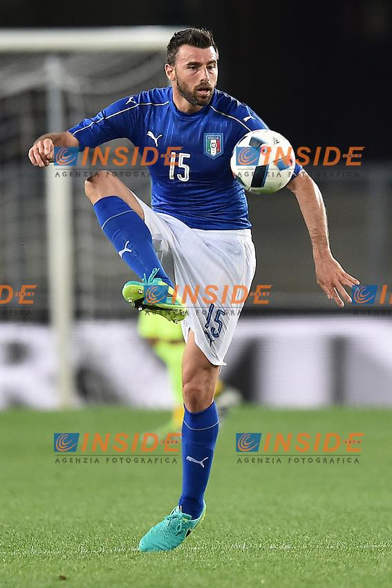 Andrea Barzagli Italia<br /> Verona 28-05-2016 Stadio Marcantonio Bentegodi.<br /> Italia - Finlandia<br /> Friendly Match. Foto Andrea Staccioli / Insidefoto