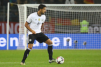 Sami Khedira (Deutschland Germany)- 11.10.2016: Deutschland vs. Nordirland, HDI Arena Hannover, WM-Qualifikation Spiel 3