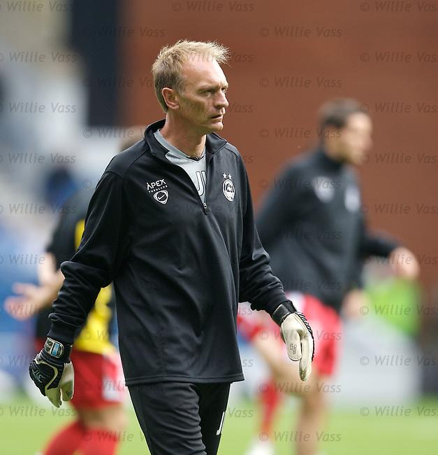 Jim Leighton, Aberdeen coach