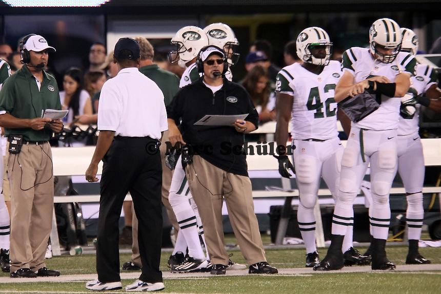 Offensive Coordinator Tony Sparano (Jets)
