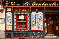 La Fontanilla taberna, Madrid, Spain