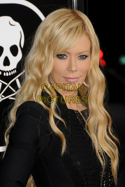 "JENNA JAMESON .""Jackass 3D"" Los Angeles Premiere held at Grauman's Chinese Theatre, Hollywood, California, USA, .13th October 2010..portrait headshot black  .CAP/ADM/BP.©Byron Purvis/AdMedia/Capital Pictures."
