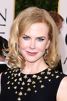 BEVERLY HILLS, CA - JANUARY 13: NIcole Kidman at the 70th Annual Golden Globe Awards at the Beverly Hills Hilton Hotel in Beverly Hills, California. January 13, 2013. Credit MediaPunch Inc. /NortePhoto
