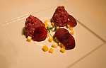 Beef Tartare, Li Alto Mastai Restaurant, Rome, Italy, Europe