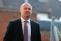 Burnley manager Sean Dyche arrives at Selhurst Park<br /> <br /> Photographer Ashley Crowden/CameraSport<br /> <br /> The Premier League - Crystal Palace v Burnley - Saturday 13th January 2018 - Selhurst Park - London<br /> <br /> World Copyright &copy; 2018 CameraSport. All rights reserved. 43 Linden Ave. Countesthorpe. Leicester. England. LE8 5PG - Tel: +44 (0) 116 277 4147 - admin@camerasport.com - www.camerasport.com