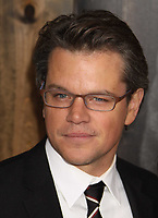 Matt Damon, 2010, Photo By John Barrett/PHOTOlink