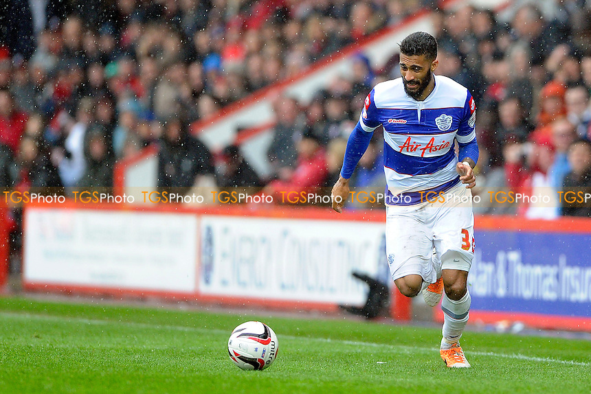 Armand Traore of Queens Park Rangers goes forward - AFC Bournemouth vs Queens Park Rangers QPR - Sky Bet Championship Football at the Goldsands Stadium, Bournemouth, Dorset - 05/04/14 - MANDATORY CREDIT: Denis Murphy/TGSPHOTO - Self billing applies where appropriate - 0845 094 6026 - contact@tgsphoto.co.uk - NO UNPAID USE