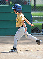PNLL Farm Knights action 2015. (Photo by AGP Photography)