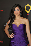 Days of Our Lives Camila Banus (OLTL) on the Red Carpet at the 38th Annual Daytime Entertainment Emmy Awards 2011 held on June 19, 2011 at the Las Vegas Hilton, Las Vegas, Nevada. (Photo by Sue Coflin/Max Photos)