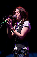 Brandi Carlile  performing at the Point Nepean Festival, 22 March 2007