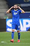 Munas Dabbur (Hoffenheim) aergert sich nach der Abseitsentscheidung beim vermeintlichen 2-0.<br /> <br /> Sport: Fussball: 1. Bundesliga: Saison 19/20: 28. Spieltag: TSG 1899 Hoffenheim - 1. FC Koeln, 27.05.2020<br /> <br /> Foto: Markus Gilliar/GES/POOL/PIX-Sportfotos.<br /> <br /> Nur für journalistische Zwecke! Only for editorial use!<br /> <br /> Gemäß den Vorgaben der DFL Deutsche Fußball Liga ist es untersagt, in dem Stadion und/oder vom Spiel angefertigte Fotoaufnahmen in Form von Sequenzbildern und/oder videoähnlichen Fotostrecken zu verwerten bzw. verwerten zu lassen. DFL regulations prohibit any use of photographs as image sequences and/or quasi-video.