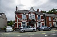 2019 10 02 Smith Arms pub on Main Road, Neath Abbey, Neath, South Wales, UK.